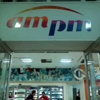 Photo taken at Posto Ipiranga by Alex Soares on 6/22/2012