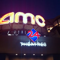 Photo taken at AMC Disney Springs 24 with Dine-in Theatres by Gerald H. on 5/21/2012