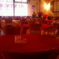 Photo taken at Magura Bulgarian Restaurant by M P. on 5/2/2012