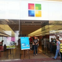 Photo taken at Microsoft Store by Feras S. on 7/16/2012