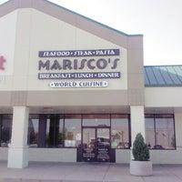 Photo taken at Mariscos Restaurant by Brett C. on 4/9/2012