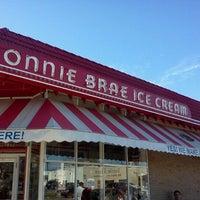 Photo taken at Bonnie Brae Ice Cream by Adria R. on 3/10/2012