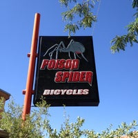 Photo taken at Poison Spider Bicycles by Filip P. on 9/4/2012