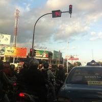 Photo taken at Perempatan Ring Road Gejayan by Iwa I. on 7/23/2012
