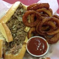 Photo taken at Cheese Steak Shop by Scott G. on 4/20/2012
