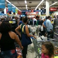 Photo taken at Hiper Bompreço by Ricardo F. on 4/30/2012