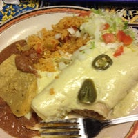 Photo taken at Rosa's Cafe Tortilla Factory by Ron D. on 3/16/2012