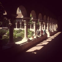 Photo taken at The Cloisters by Stefan G. on 5/20/2012