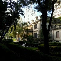 Photo taken at Casa das Rosas by Maria A. on 5/27/2012