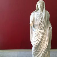 Photo taken at Palazzo Massimo Alle Terme - Museo Nazionale Romano by Daniel S. on 6/21/2012