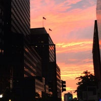 Photo taken at Battery Park City by Harry B. on 8/20/2012