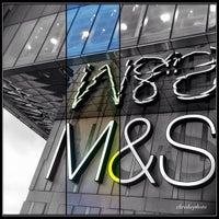 Photo taken at Marks & Spencer by Chris K. on 6/26/2012