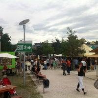 Photo taken at OTP Klub Gourmet Fesztivál by Ivan S. on 6/9/2012