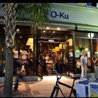 Photo taken at O-Ku by Kimball B. on 8/6/2012