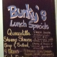 Photo taken at Bunky's Raw Bar & Seafood Grille by Urban City Marketing on 8/5/2012