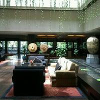Photo taken at Anantara Bangkok Riverside Spa & Resort by Top K. on 7/7/2012