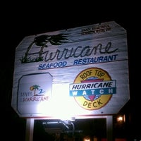 Photo taken at Hurricane Seafood Restaurant by Drew H. on 3/11/2012
