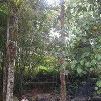 Photo taken at Air Terjun Sg. Gabai (Waterfall) by Fadhilah H. on 4/21/2012