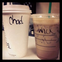 Photo taken at Starbucks by Chadwick R. on 9/1/2012