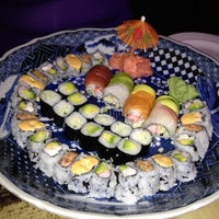 Photo taken at Carytown Sushi by Sun Y. on 5/18/2012