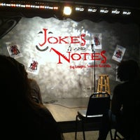 Photo taken at Jokes And Notes Comedy Club by Memeka86 on 6/25/2012