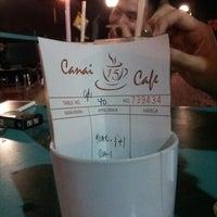 Photo taken at Canai Cafe by Sabrina K. on 6/18/2012