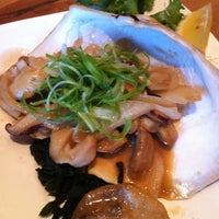 Photo taken at Miyabi Sushi by KC S. on 7/4/2012