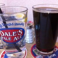 Photo taken at Oskar Blues Grill & Brew by Joy D. on 5/28/2012
