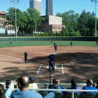Photo taken at Shirley Clements Mewborn Field by Nick B. on 4/11/2012