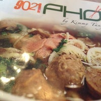 Photo taken at 9021Pho by Adam R. on 5/9/2012