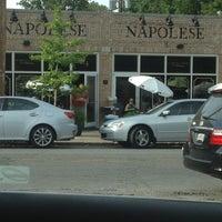 Photo taken at Napolese Artisanal Pizzeria- 49th and Pennsylvania by Casey W. on 7/21/2012