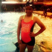 Photo taken at BIC swimming pool by amandatans on 4/29/2012