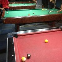 Photo taken at Brewball Pool Club & Bar by Balan P. on 7/22/2012