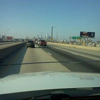 Photo taken at Delaware Expressway by Billy J. on 2/7/2012