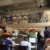 Photo taken at Starbucks by Sangmin P. on 3/27/2012
