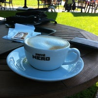 Photo taken at Caffé Nero by Cihan™✅ Y. on 5/30/2012