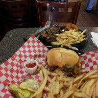 Photo taken at Daily Grind Burgers by Michael M. on 3/5/2012
