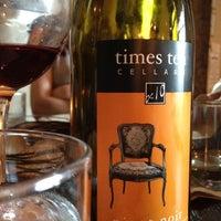 Photo taken at Times Ten Cellars by Chris D. on 5/3/2012