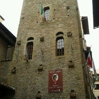 Photo taken at Museo Casa di Dante by Enrico C. on 5/19/2012