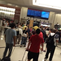 Photo taken at South Baggage Claim by Diana S. on 4/30/2012