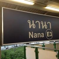 Photo taken at BTS Nana (E3) by BoyCe69 E. on 7/30/2012
