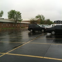 Photo taken at Apollo Recreation Center Alsip Park District by Tammy C. on 4/20/2012