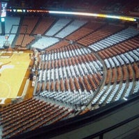 Photo taken at Frank Erwin Center (ERC) by Corey B. on 2/4/2012