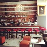 Photo taken at Burritt Room Tavern by Irene O. on 8/3/2012