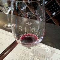 Photo taken at Simi Winery by Phi H. on 3/23/2012