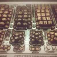 Photo taken at Hatch Family Chocolates by Damon R. on 4/21/2012