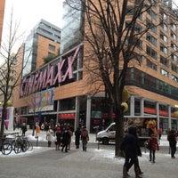 Photo taken at CinemaxX Potsdamer Platz by Hisham A. on 2/13/2012