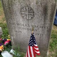 Photo taken at Oak Ridge Cemetery by Tim H. on 6/11/2012