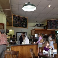 Photo taken at Upper Crust Bakery by Gabrielle A. on 5/9/2012