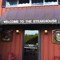 Photo taken at The Steakhouse by Christopher P. on 9/5/2012